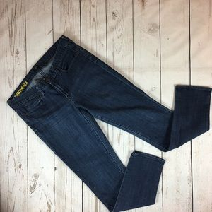 J.Crew Factory Toothpick Stretch Jeans Size 31